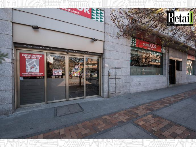 Foto 4 de Local comercial en Tetuán - Berruguete / Berruguete,  Madrid Capital