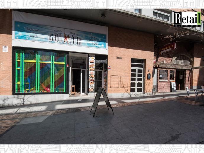 Foto 8 de Local comercial en Tetuán - Berruguete / Berruguete,  Madrid Capital