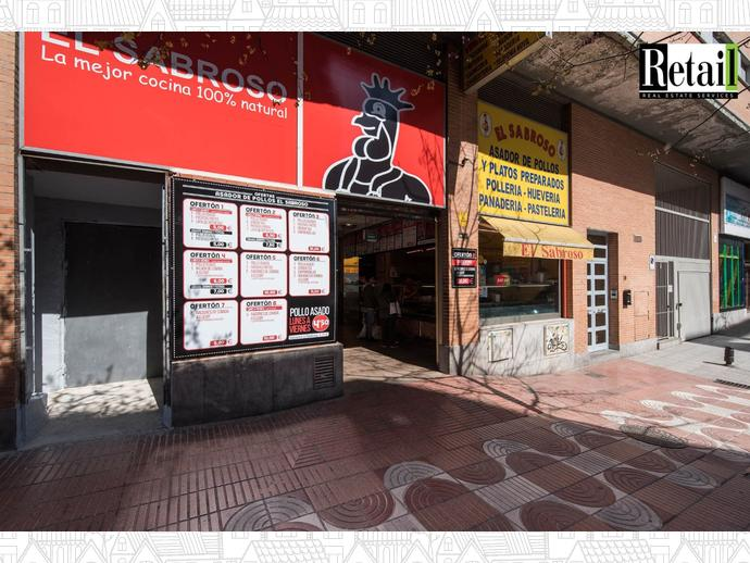 Foto 9 de Local comercial en Tetuán - Berruguete / Berruguete,  Madrid Capital