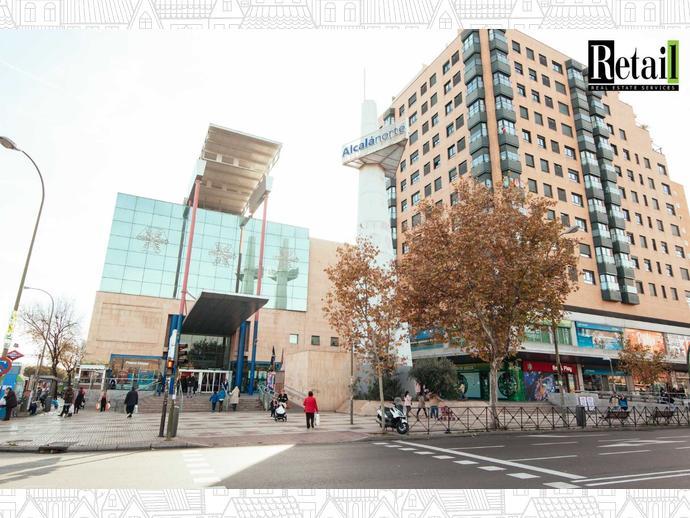 Foto 3 de Local comercial en Calle Alcala / Pueblo Nuevo,  Madrid Capital