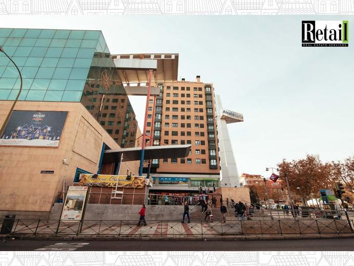 Foto 5 de Local comercial en Calle Alcala / Pueblo Nuevo,  Madrid Capital