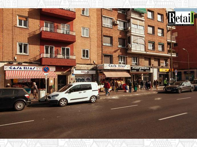Foto 11 de Local comercial en Calle Alcala / Pueblo Nuevo,  Madrid Capital