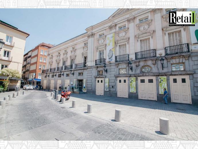 Foto 2 de Local comercial en Centro - Cortes - Huertas / Cortes - Huertas,  Madrid Capital