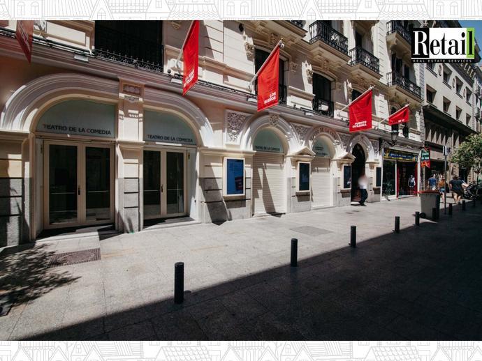 Foto 3 de Local comercial en Centro - Cortes - Huertas / Cortes - Huertas,  Madrid Capital