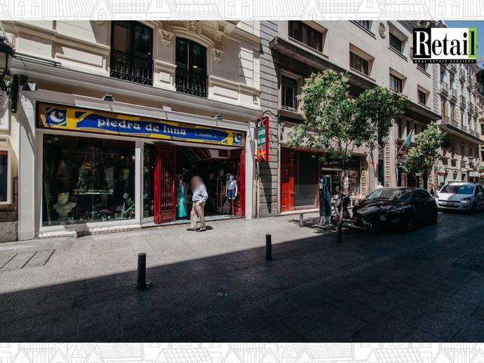 Foto 5 de Local comercial en Centro - Cortes - Huertas / Cortes - Huertas,  Madrid Capital