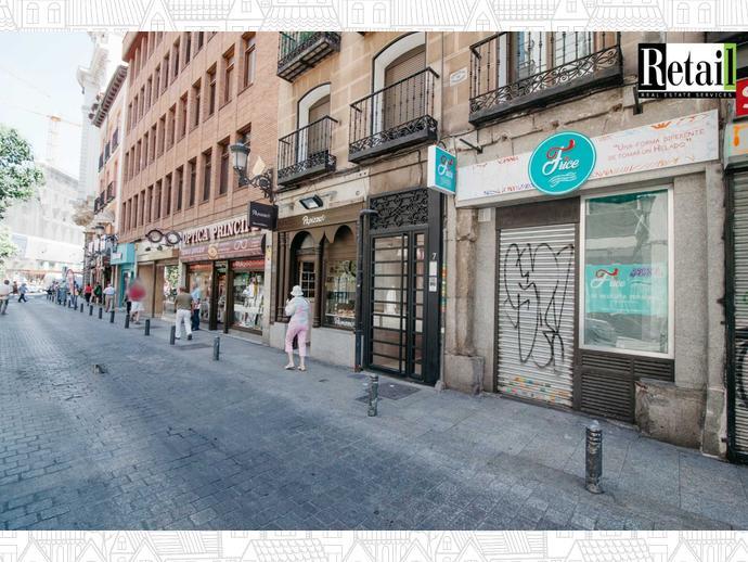 Foto 6 de Local comercial en Centro - Cortes - Huertas / Cortes - Huertas,  Madrid Capital