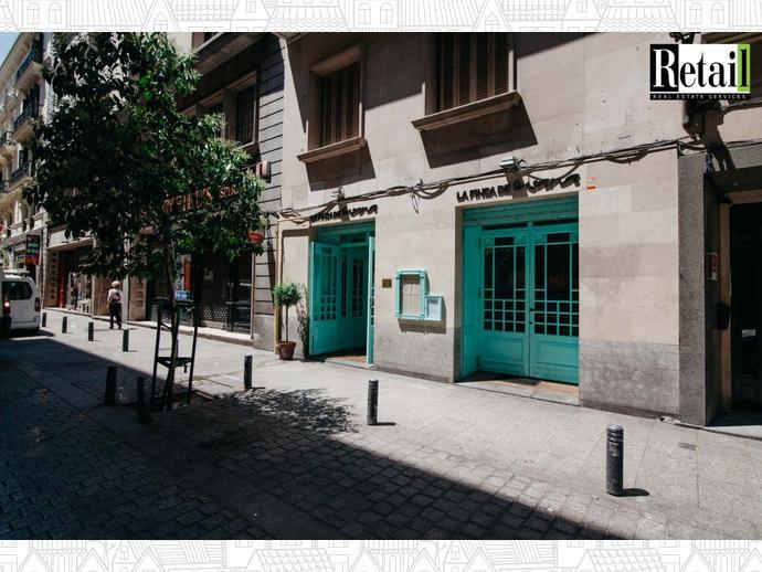 Foto 7 de Local comercial en Centro - Cortes - Huertas / Cortes - Huertas,  Madrid Capital