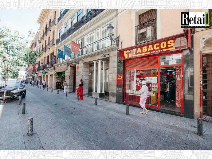 Foto 8 de Local comercial en Centro - Cortes - Huertas / Cortes - Huertas,  Madrid Capital