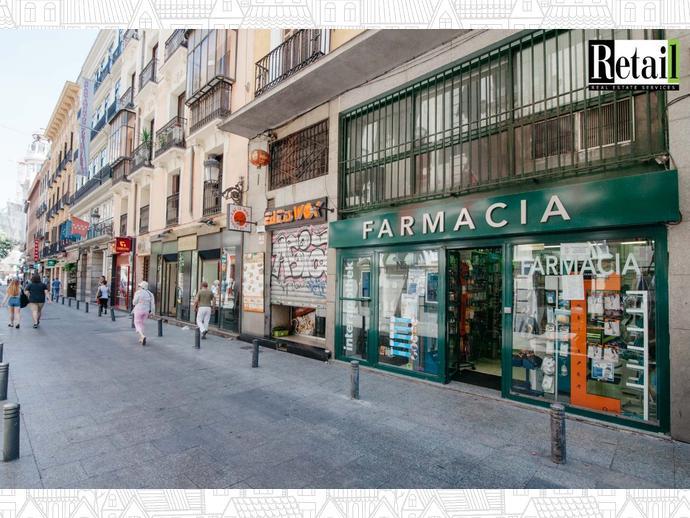 Foto 9 de Local comercial en Centro - Cortes - Huertas / Cortes - Huertas,  Madrid Capital