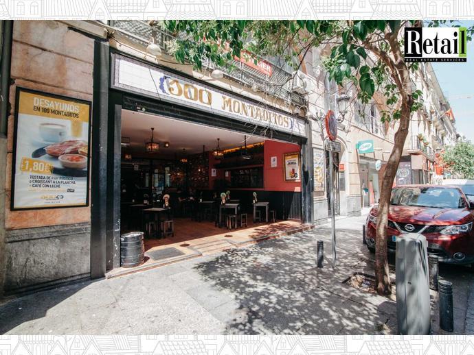 Foto 1 de Local comercial en Centro - Cortes - Huertas / Cortes - Huertas,  Madrid Capital