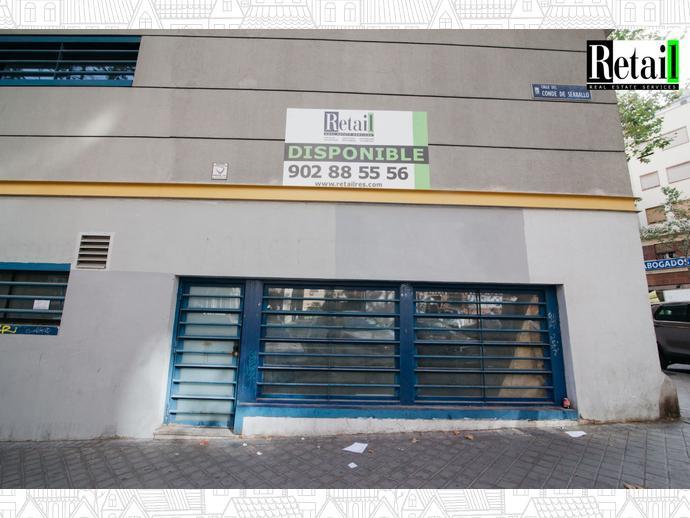 Foto 1 de Local comercial en Tetuán - Almenara / Almenara,  Madrid Capital