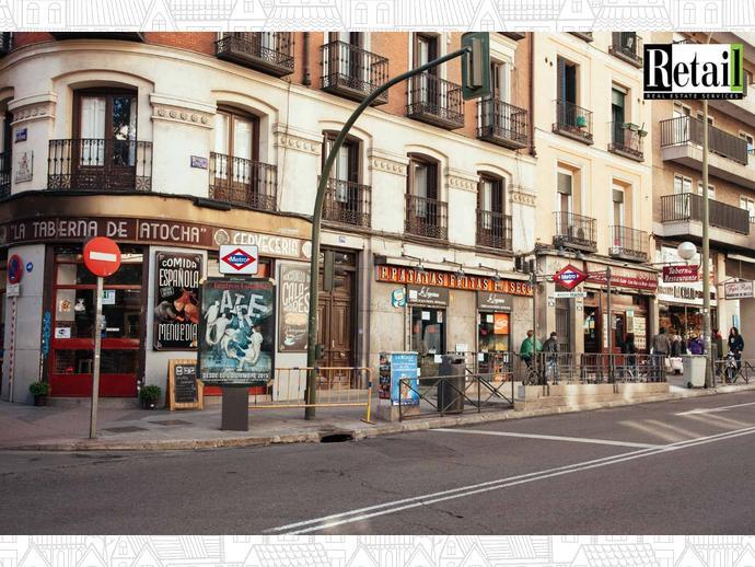 Foto 2 de Local comercial en Calle Atocha / Embajadores - Lavapiés,  Madrid Capital