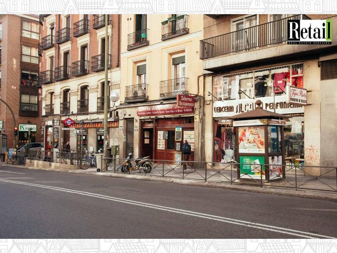 Foto 3 de Local comercial en Calle Atocha / Embajadores - Lavapiés,  Madrid Capital