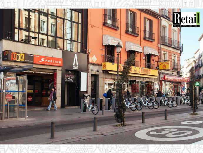 Foto 4 de Local comercial en Calle Atocha / Embajadores - Lavapiés,  Madrid Capital