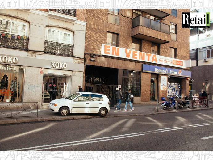 Foto 7 de Local comercial en Calle Atocha / Embajadores - Lavapiés,  Madrid Capital
