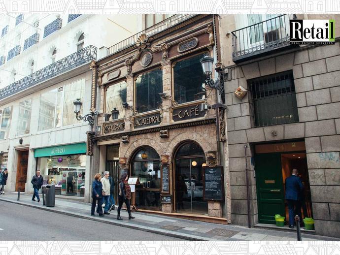 Foto 5 de Edificio en Centro - Cortes - Huertas / Cortes - Huertas,  Madrid Capital