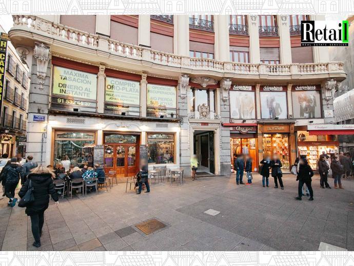 Foto 9 de Edificio en Centro - Cortes - Huertas / Cortes - Huertas,  Madrid Capital