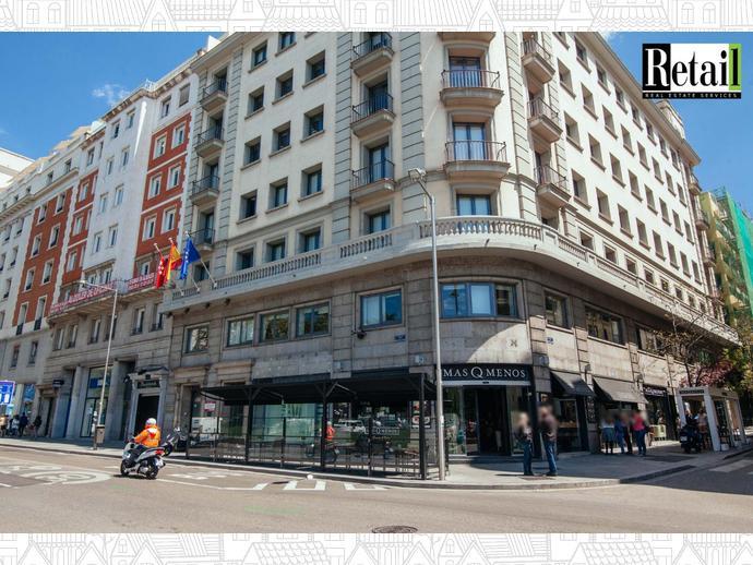 Foto 1 de Edificio en Salamanca - Recoletos / Recoletos,  Madrid Capital