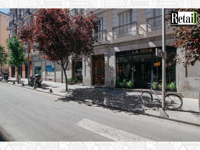 Foto 4 de Edificio en Salamanca - Recoletos / Recoletos,  Madrid Capital