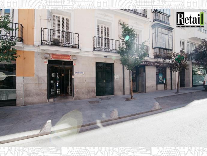 Foto 12 de Edificio en Salamanca - Recoletos / Recoletos,  Madrid Capital