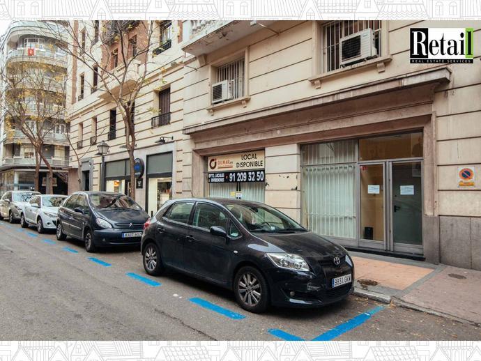 Foto 4 de Local comercial en Calle Ayala / Recoletos,  Madrid Capital