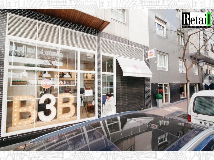 Foto 1 de Local comercial en Calle Ayala / Recoletos,  Madrid Capital