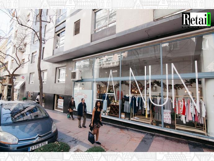 Foto 2 de Local comercial en Calle Ayala / Recoletos,  Madrid Capital