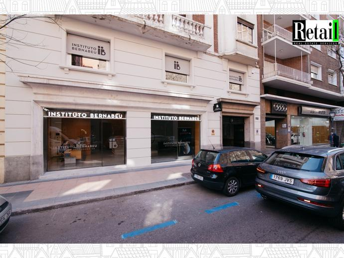 Foto 5 de Local comercial en Calle Ayala / Recoletos,  Madrid Capital