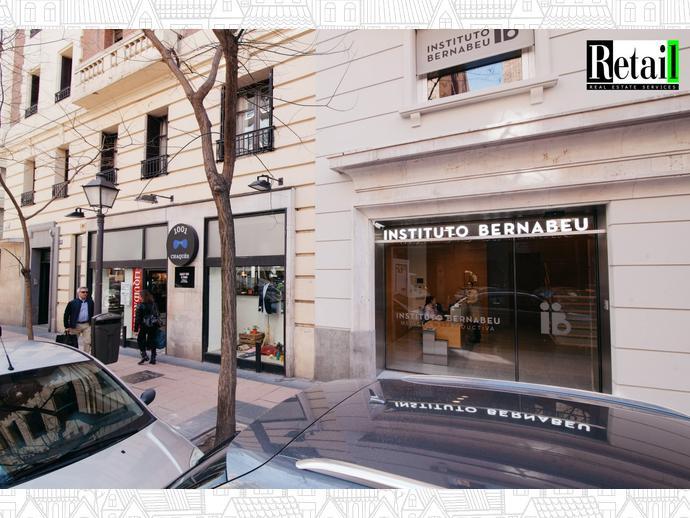 Foto 3 de Local comercial en Calle Ayala / Recoletos,  Madrid Capital