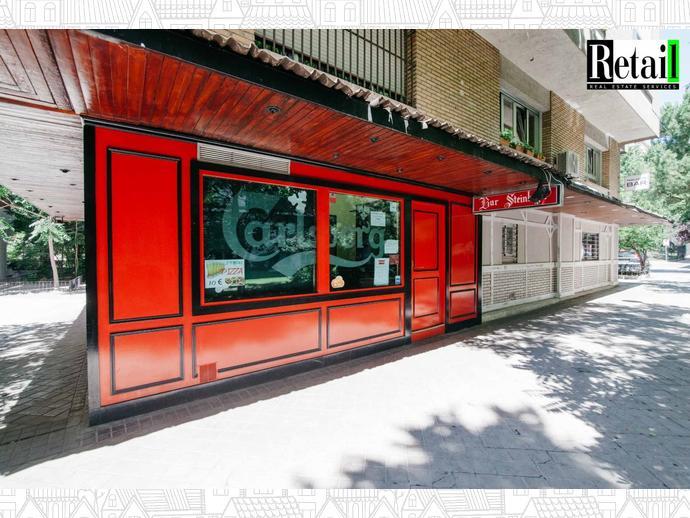 Foto 6 de Local comercial en Calle Pedro Muguruza / Nueva España,  Madrid Capital