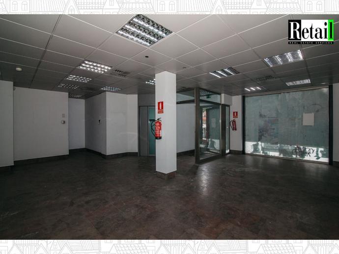 Foto 1 de Local comercial en Avenida Del Marques De Corbera / Ventas,  Madrid Capital