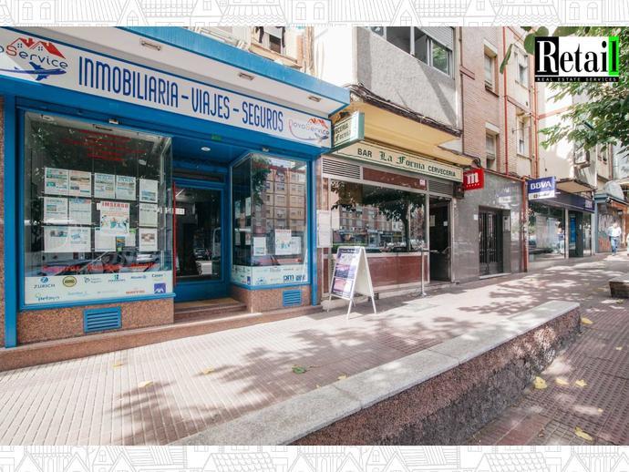 Foto 10 de Local comercial en Avenida Del Marques De Corbera / Ventas,  Madrid Capital