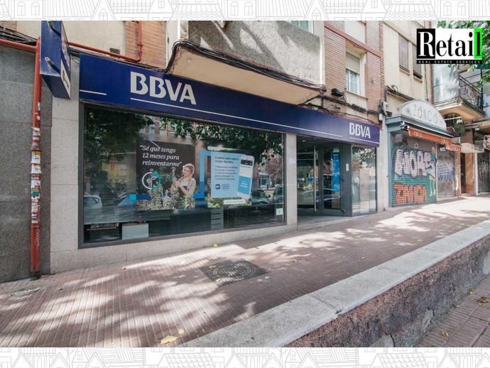Foto 12 de Local comercial en Avenida Del Marques De Corbera / Ventas,  Madrid Capital
