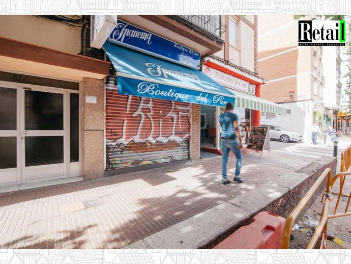 Foto 13 de Local comercial en Avenida Del Marques De Corbera / Ventas,  Madrid Capital