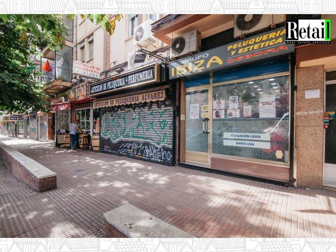 Foto 14 de Local comercial en Avenida Del Marques De Corbera / Ventas,  Madrid Capital
