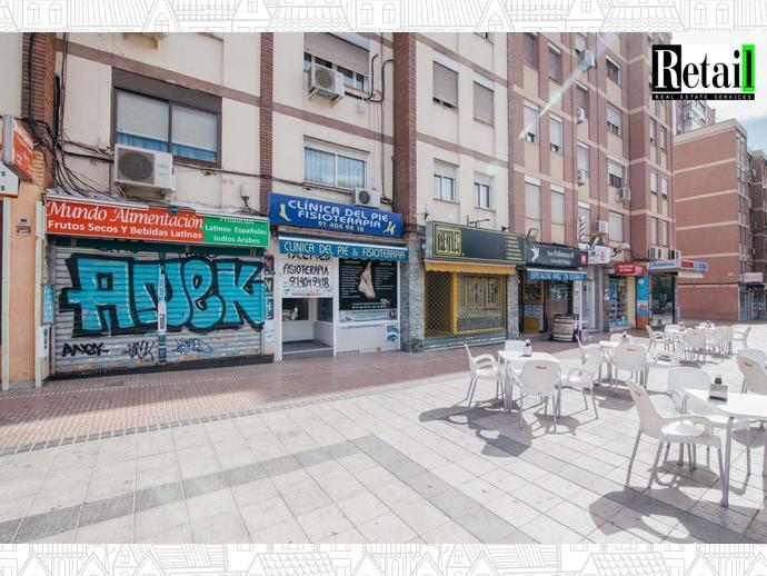 Foto 15 de Local comercial en Avenida Del Marques De Corbera / Ventas,  Madrid Capital