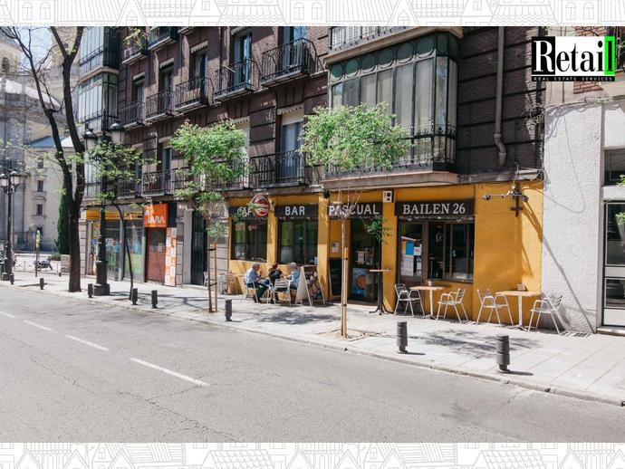 Foto 5 de Local comercial en Calle Bailen / Palacio,  Madrid Capital