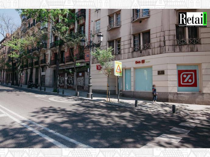 Foto 2 de Local comercial en Calle Bailen / Palacio,  Madrid Capital