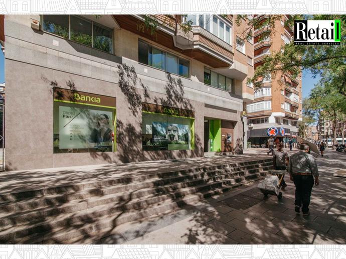 Foto 3 de Local comercial en Calle San Bernardo / Trafalgar,  Madrid Capital