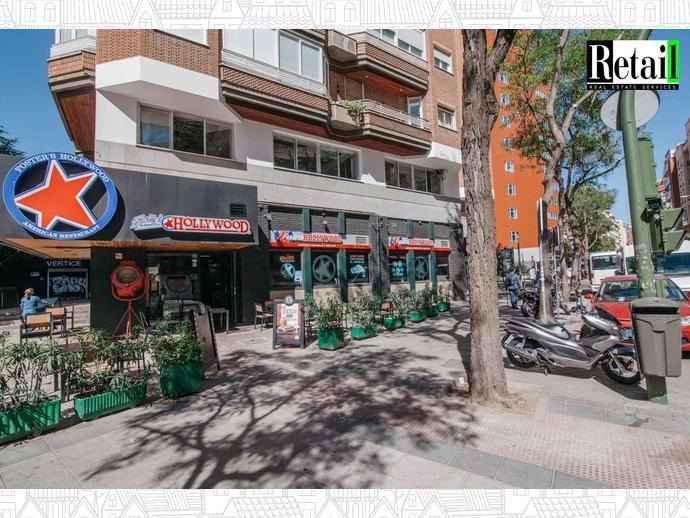 Foto 4 de Local comercial en Calle San Bernardo / Trafalgar,  Madrid Capital