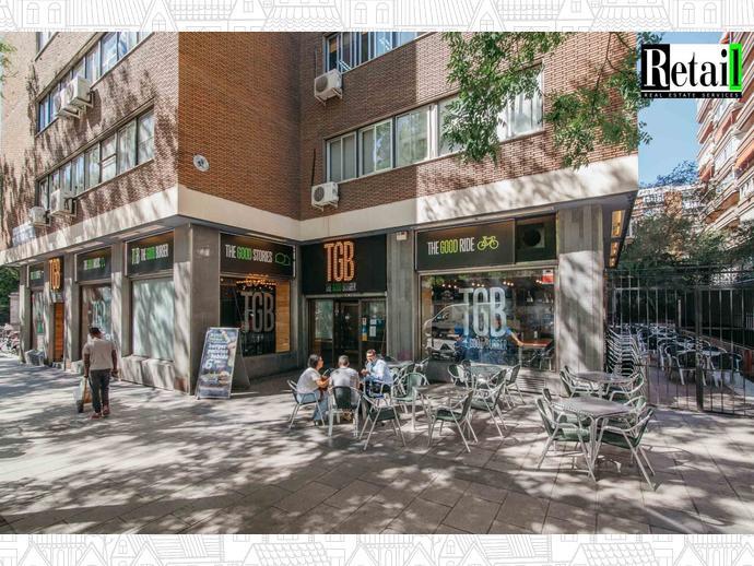 Foto 5 de Local comercial en Calle San Bernardo / Trafalgar,  Madrid Capital