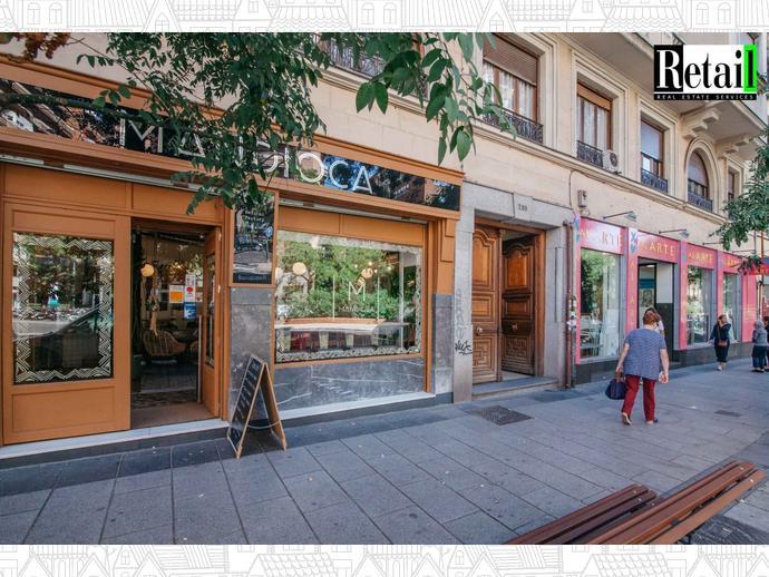 Foto 6 de Local comercial en Calle San Bernardo / Trafalgar,  Madrid Capital