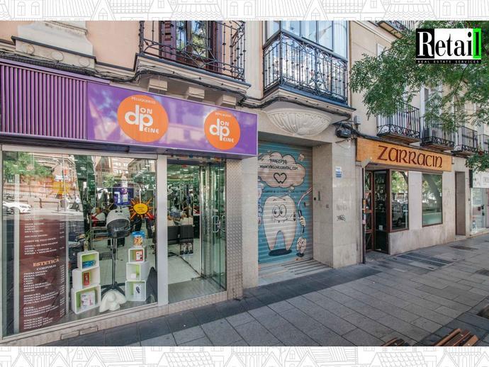 Foto 9 de Local comercial en Calle San Bernardo / Trafalgar,  Madrid Capital