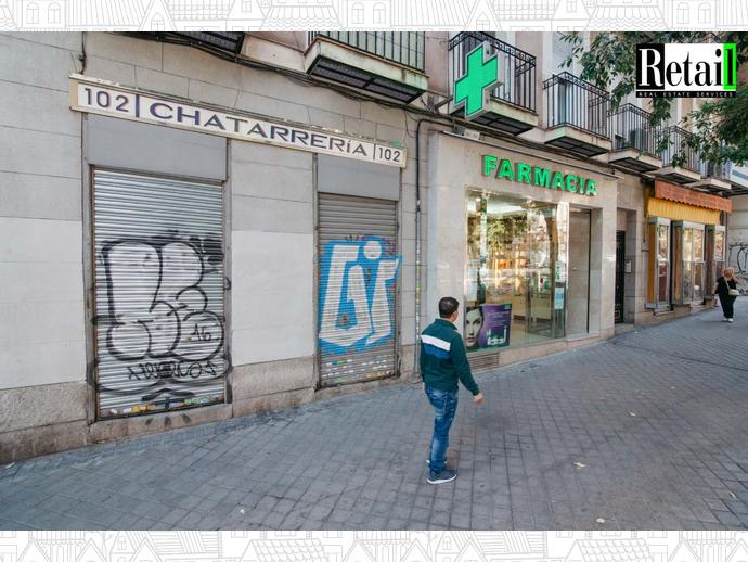 Foto 2 de Local comercial en Calle Martin Vargas / Acacias,  Madrid Capital