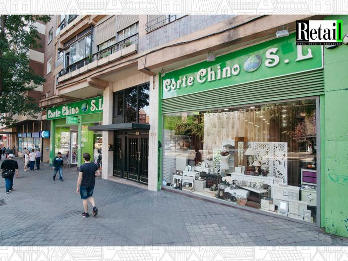 Foto 3 de Local comercial en Calle Martin Vargas / Acacias,  Madrid Capital