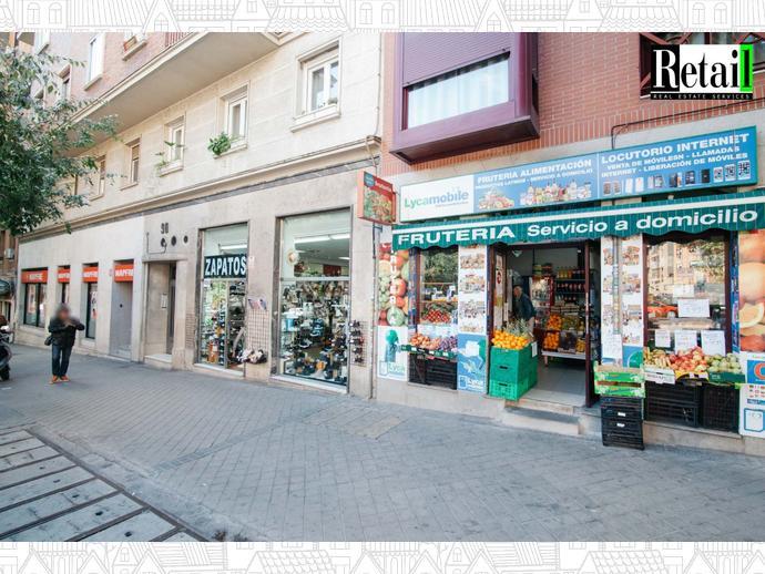 Foto 4 de Local comercial en Calle Martin Vargas / Acacias,  Madrid Capital