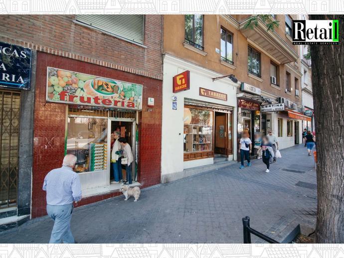 Foto 5 de Local comercial en Calle Martin Vargas / Acacias,  Madrid Capital