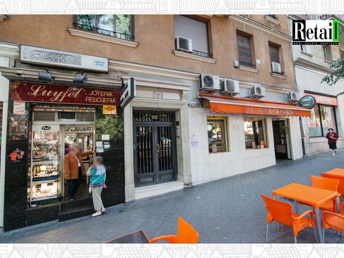 Foto 6 de Local comercial en Calle Martin Vargas / Acacias,  Madrid Capital