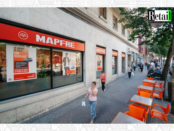 Foto 1 de Local comercial en Calle Martin Vargas / Acacias,  Madrid Capital
