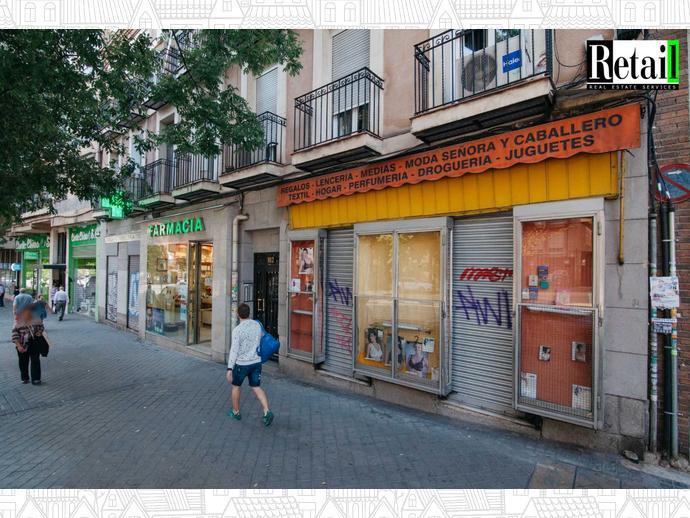 Foto 7 de Local comercial en Calle Martin Vargas / Acacias,  Madrid Capital